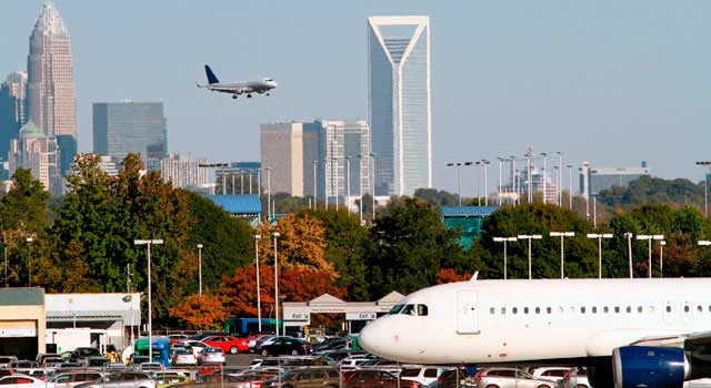 Charlotte Airport Clt North Carolina